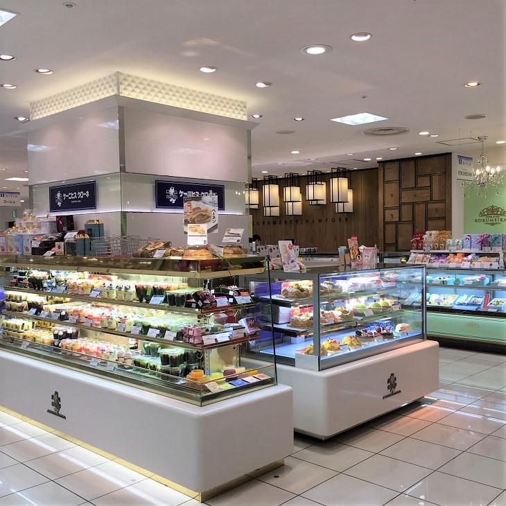 [スイーツ&ギフト]洋菓子売場、和菓子売場 |西武池袋本店|西武 ...